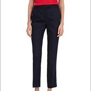 Gerard Darel navy dress khaki career pants